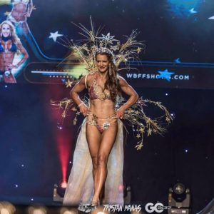Kerry McNaught WBFF Gold Coast Sept 2017(2)